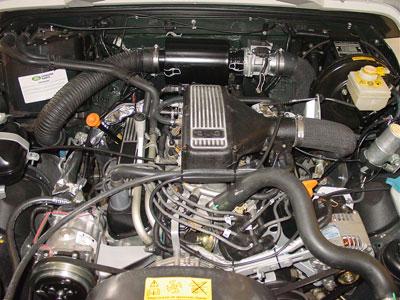 Defender 110 300 Tdi To 4 6 V8 Conversion