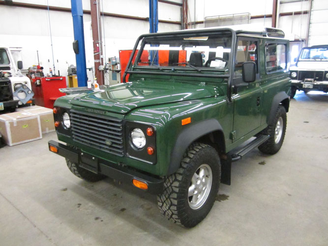 land rover defender 90 for sale. Black Bedroom Furniture Sets. Home Design Ideas