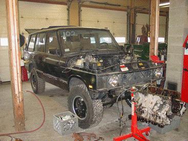 Range Rover Lwb Upgrades
