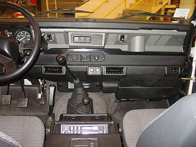 1995 Nas Defender 90 Sw