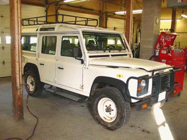 Land Rover 90 110 /& Defender Station Wagon Brake Light Switch LD