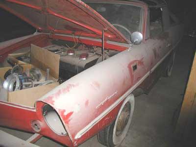 Amphicar Project