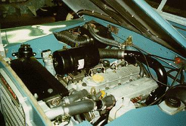 Series Iii 300 Tdi Conversion